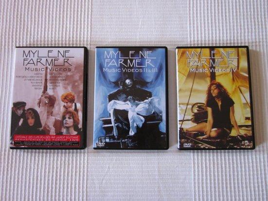 Les Clips (DVD)