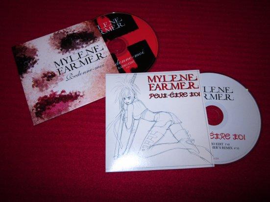 CD promo Redonne moi et Peut-être toi