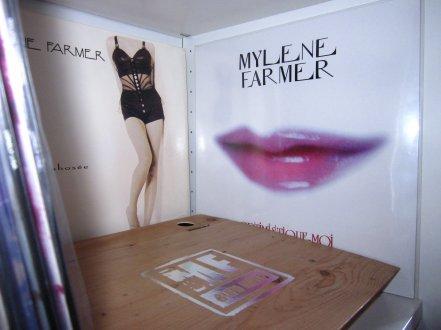 Vinyle Promo Optimistique-moi