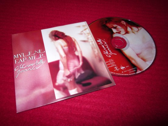 """CD promo """"C'est une belle journée"""""""