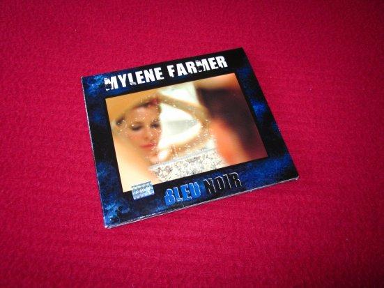 CD Bleu Noir import Mexique