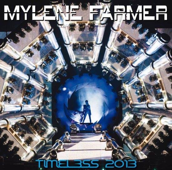 Album live Timeless 2013