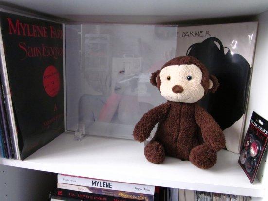 Peluche Monkey Me