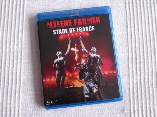 Blu Ray Mylène Farmer au Stade de France