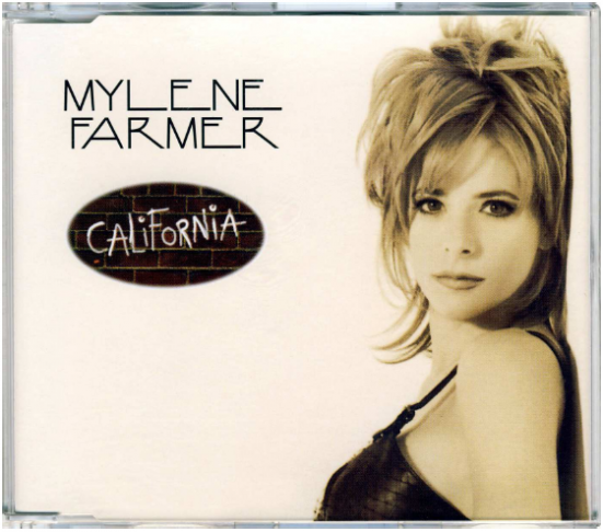 CD promo California import Allemagne
