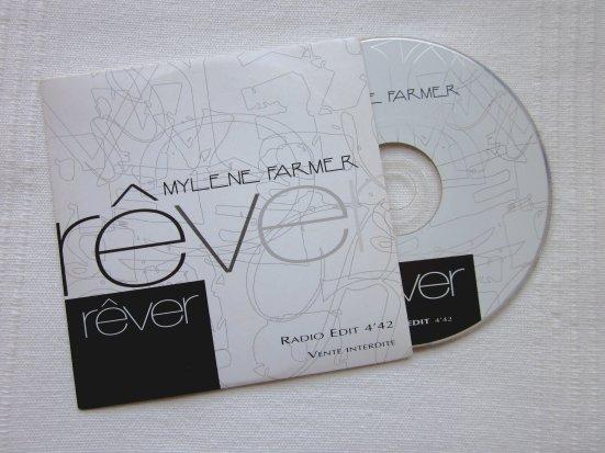 CD promo Rêver