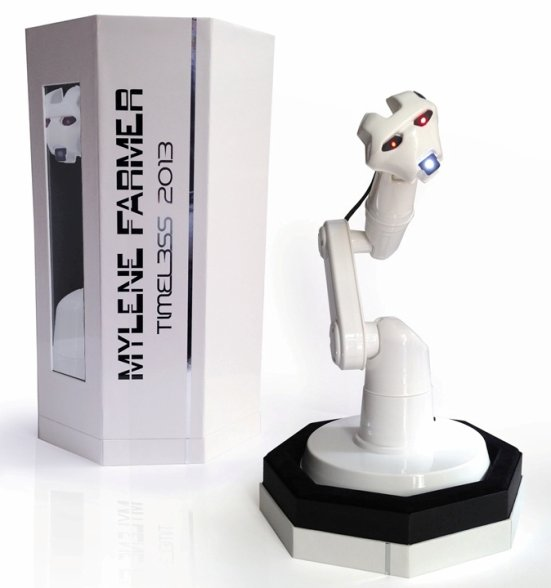 Coffret collector Robot Timeless 2013