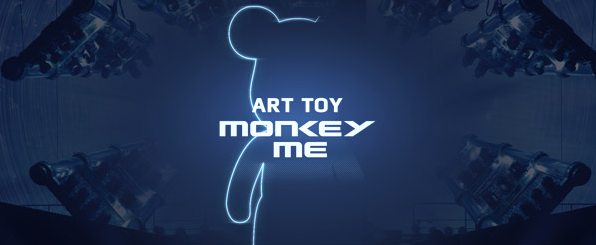 Art Toy Monkey Me