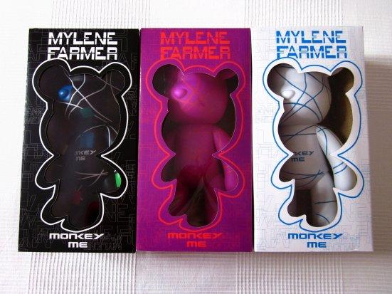 "Collection Art Toys ""Monkey Me"""