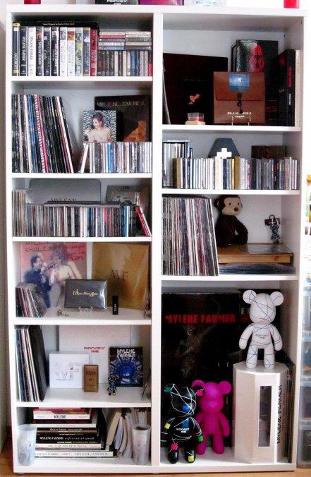 Vue de ma collection