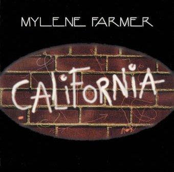 """CD promo monotitre """"California"""""""