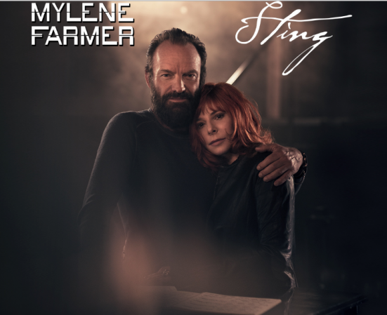 Mylène Farmer et Sting: Constellations 2015