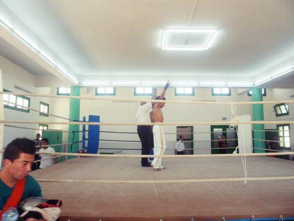 Mon final de Kick boxing :D 2013