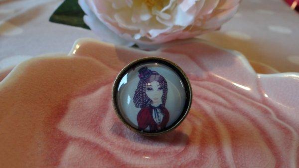 Rose Rouge Sang