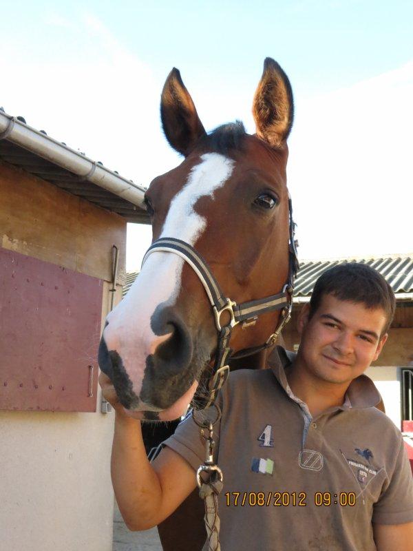 tout passionné d'équitation ou de chevaux la déja rencontré ;