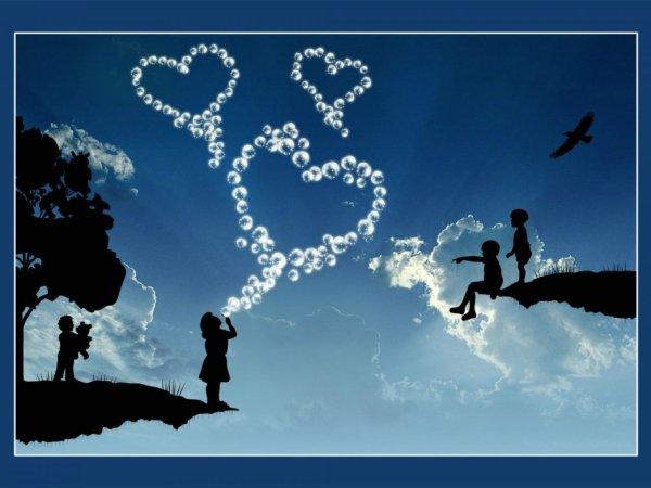 Juste des mots… d'amour