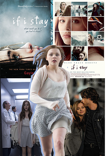 #4 - If I Stay, par R. J. Cutler  // Sujet: film à l'affiche.