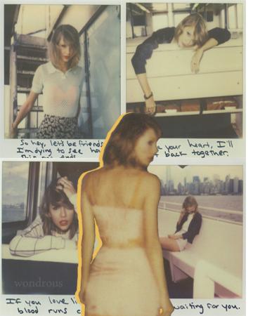 #6 - 1989, nouveau record // Sujet: musique et Taylor Swift.