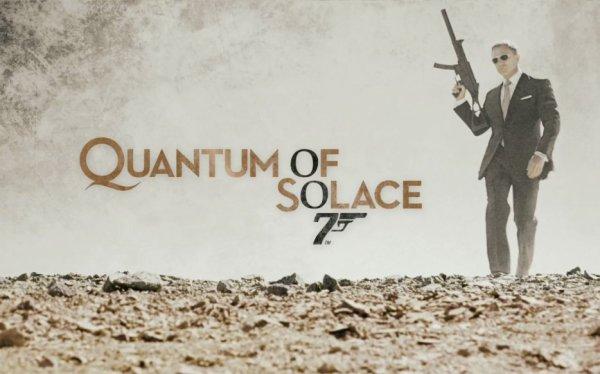 007: Quantum of Solace: Ma critique.