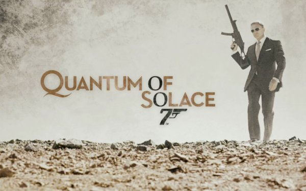 007: Quantum of Solace: Vos notes !!