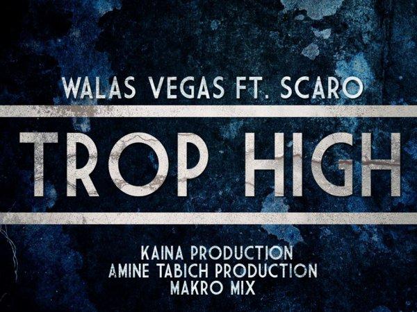 Scaro Feat Walas Vegas - Trop High (2014)