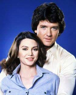 Bobby et Pam Ewing