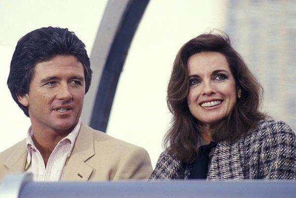 Patrick Duffy et Lindra Gray