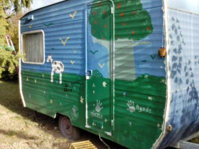 Caravane - Mini Castor