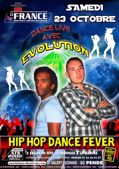 HIP HOP DANCE FEVER