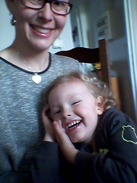 Tjs a son anni de mon tiot avec sa maman pour ses 4 ans le 01 Mars 2014 à Sains en Gohelle.