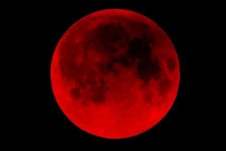 """La """"Lune de Sang"""""""