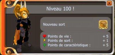 Up 100 de l'éni et du crâ :)