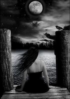 je me sens seule :-(