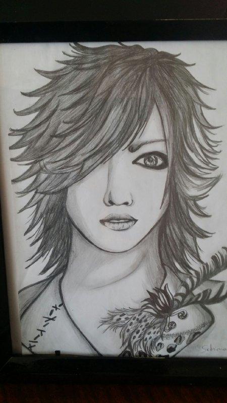 ♣ new! dessin de RUKI ♣