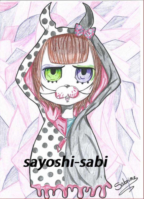 new dessin GURO KAWAI ♥