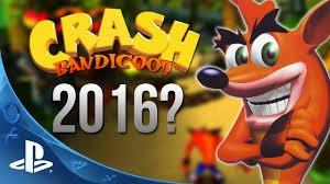 *    Crash Bandicoot est bel et bien toujours à Activision    *