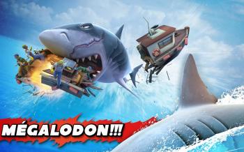 *    Hungry Shark Evolution : découvrez la vie d'un requin    *