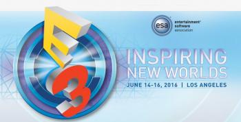 *    L'E3 2016 est pour bientôt !    *