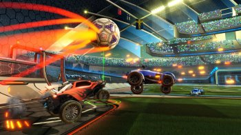 *    Rocket League : enfin disponible en Cross-Network Play    *