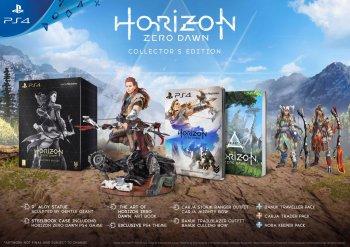*    Horizon Zero Dawn : une date de sortie et une présence à l'E3    *