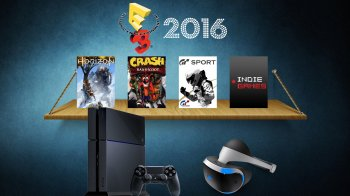 *    L'E3 2016 – Sony nous parle de sa conférence    *
