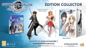 *    Sword Art Online: Hollow Realization et son édition collector    *