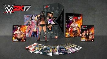 *    WW2K17 et son édition NXT !    *