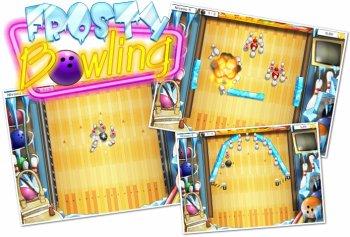 *    Frosty Bowling : rejoignez la piste de bowling de ce jeu    *