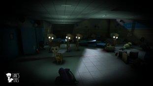 *    Ian's Eyes : une rentrée scolaire effrayante !    *