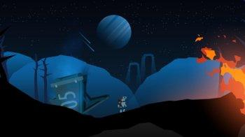 *    Planet of the Eyes : un jeu d'aventure robotique !    *
