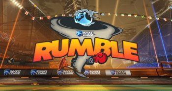 *    Rumble : les prochains power-ups de Rocket League    *