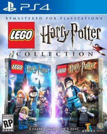 *    Lego Harry Potter Collection : les packs de ce soft !    *