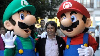 *    La réalité virtuelle et le plombier italien Mario    *