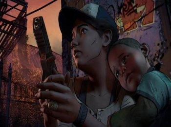*    The Walking Dead : Clementine revient dans la saison 3 !    *